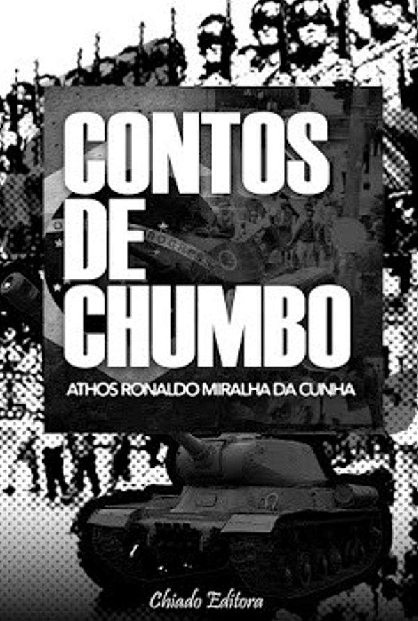 Capa do livro Contos de Chumbo