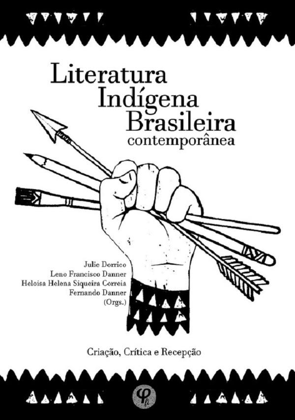 Capa de Literatura Indígena Brasileira