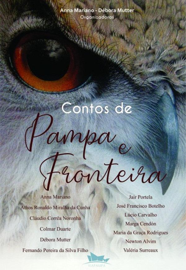 Capa do livro Contos de Pampa e Fronteira